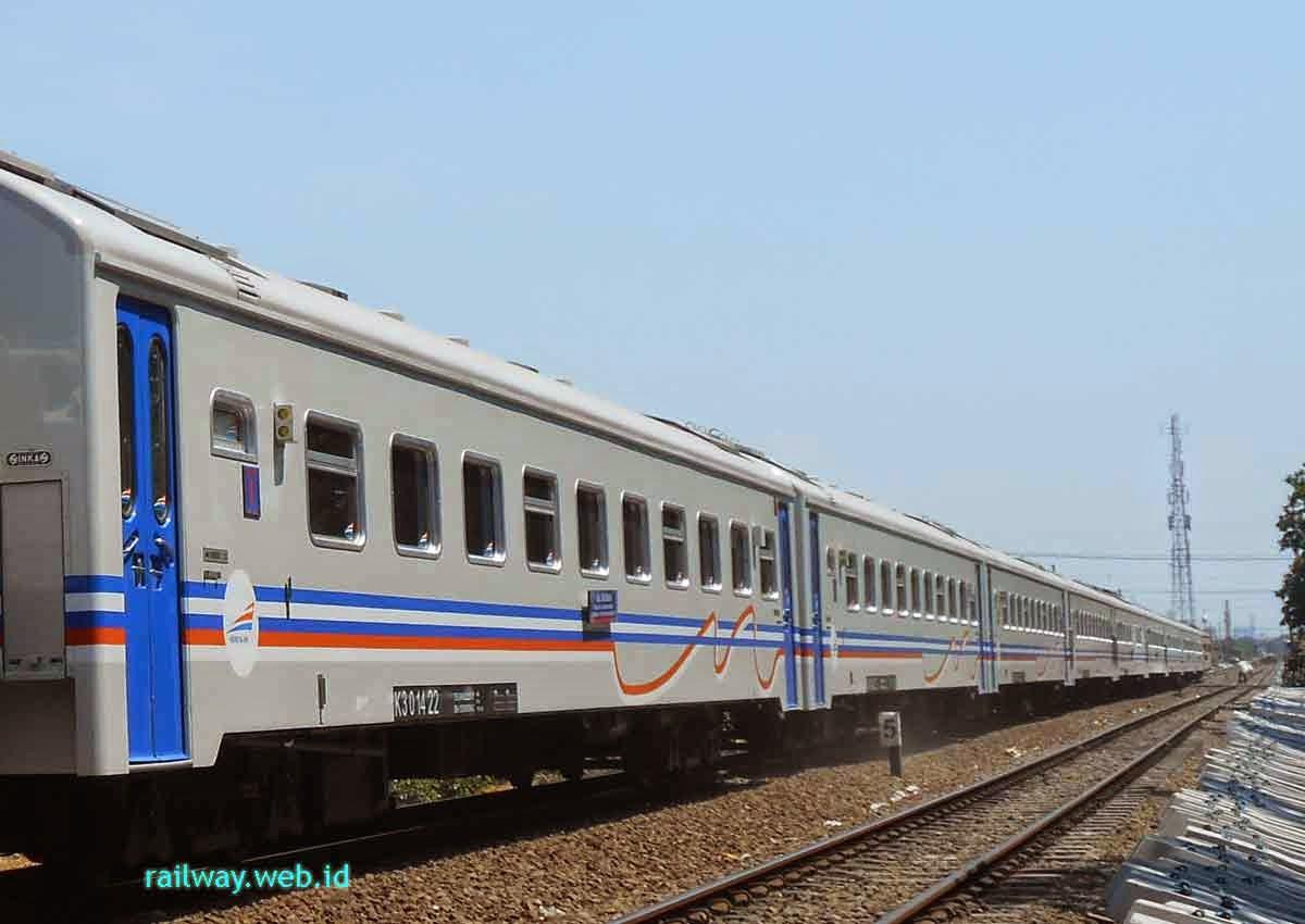 Kereta Api Joglo Ekspres Dijalankan Menyambut Liburan