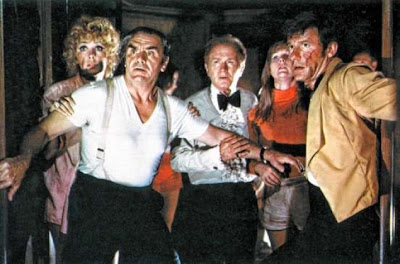 Ernest Borgnine in The Poseidon Adventure