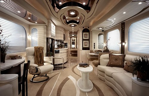 Awesome Home in A Bus