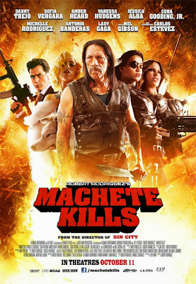 Machete Kills Stream online