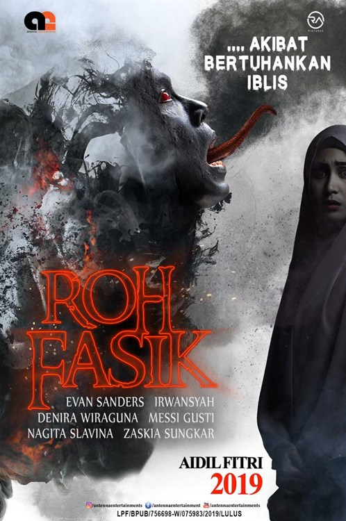 6 JUN 2019 - ROH FASIK (Indonesian)