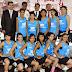 Selección de Pasarela Femenil 2000-2001 reconocida en el Instituto de Hidalgo