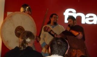 Armamento vikingo