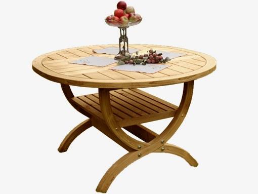 cativa artesanato  Mesas e cadeiras de madeira para jardins