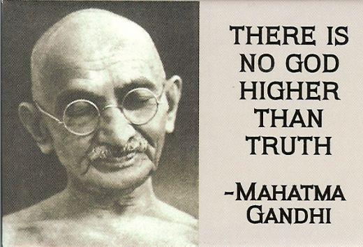 Mahatma Gandhi Quotes Wallpaper