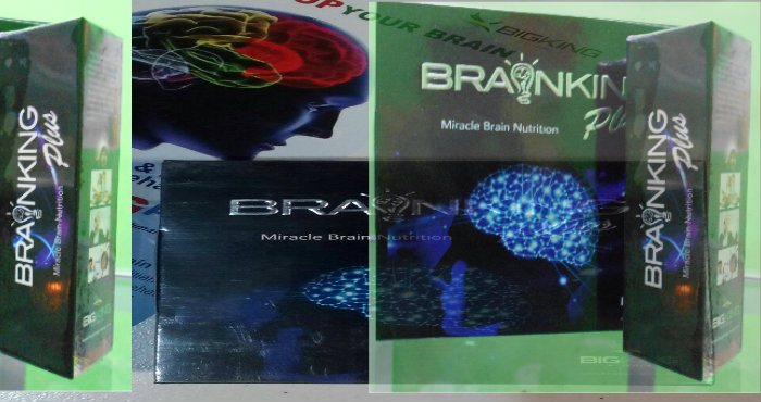 Brainkingplus murah Nutrisi Otak