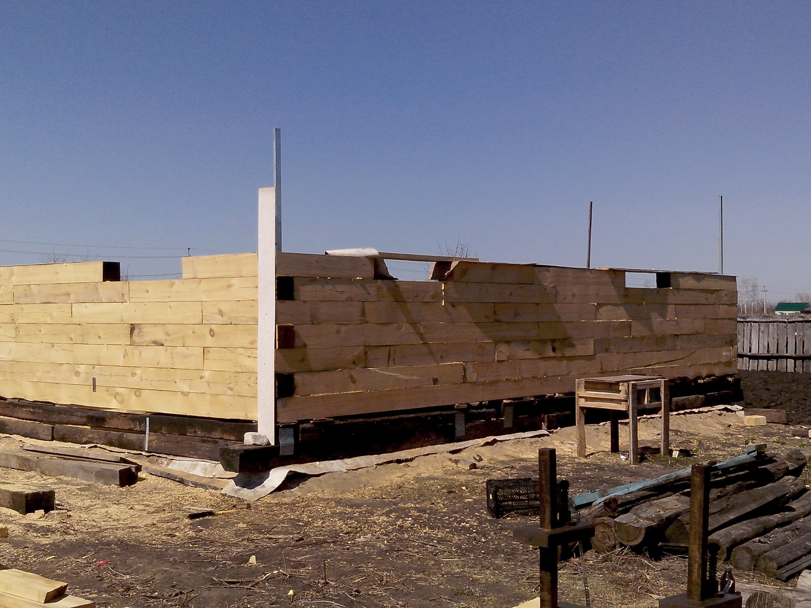 Строительство дома блоками своими руками 862