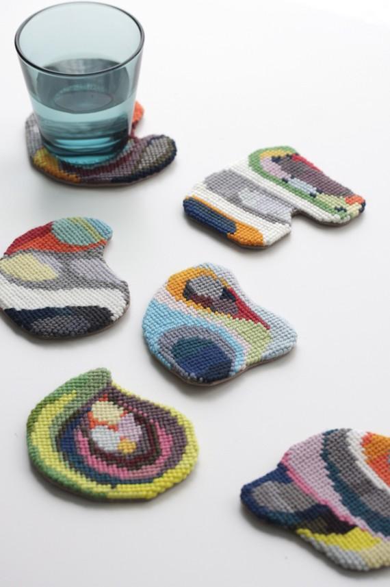 El blog de Dmc: Introducción a la tapicería: el petit point