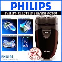 Shaver Philips PQ 206