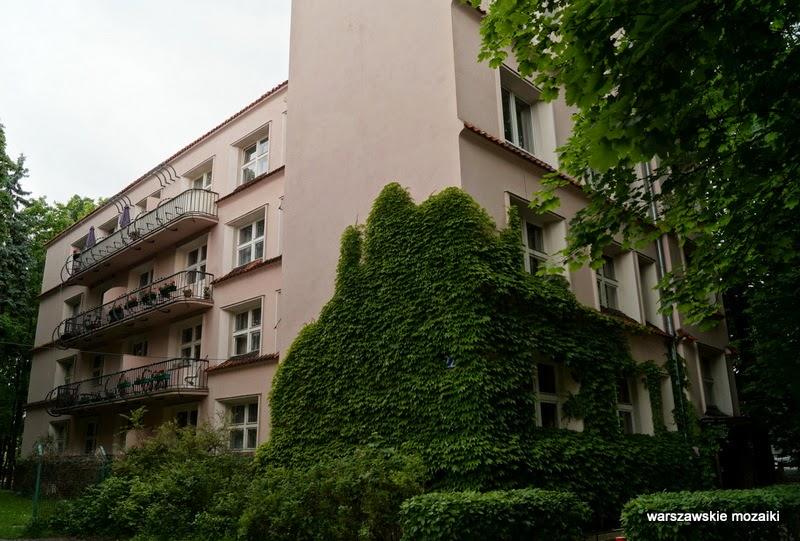 Mokotów Warszawa willa