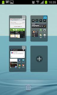 Touchwiz Nature UX - Escritorio