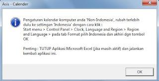 pesan error penggunaan sistem bahasa komputer