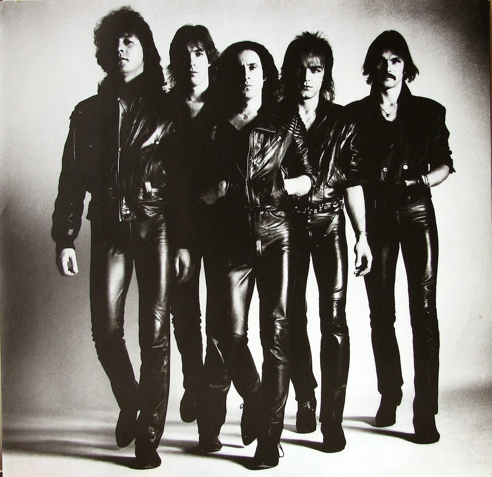 Formación de Scorpions 1984