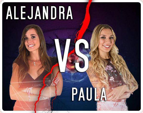 EL VIDEO DE LA PELEA ENTRE ALEJANDRA Y PAULA