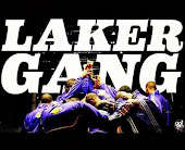 "LAKER GANG #1 Soap ""2014"" 9-8"
