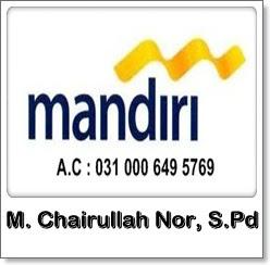 REKENING MANDIRI
