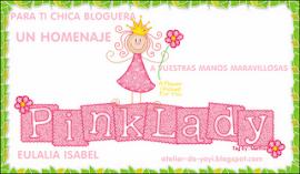 Premio Pink Lady!!!!