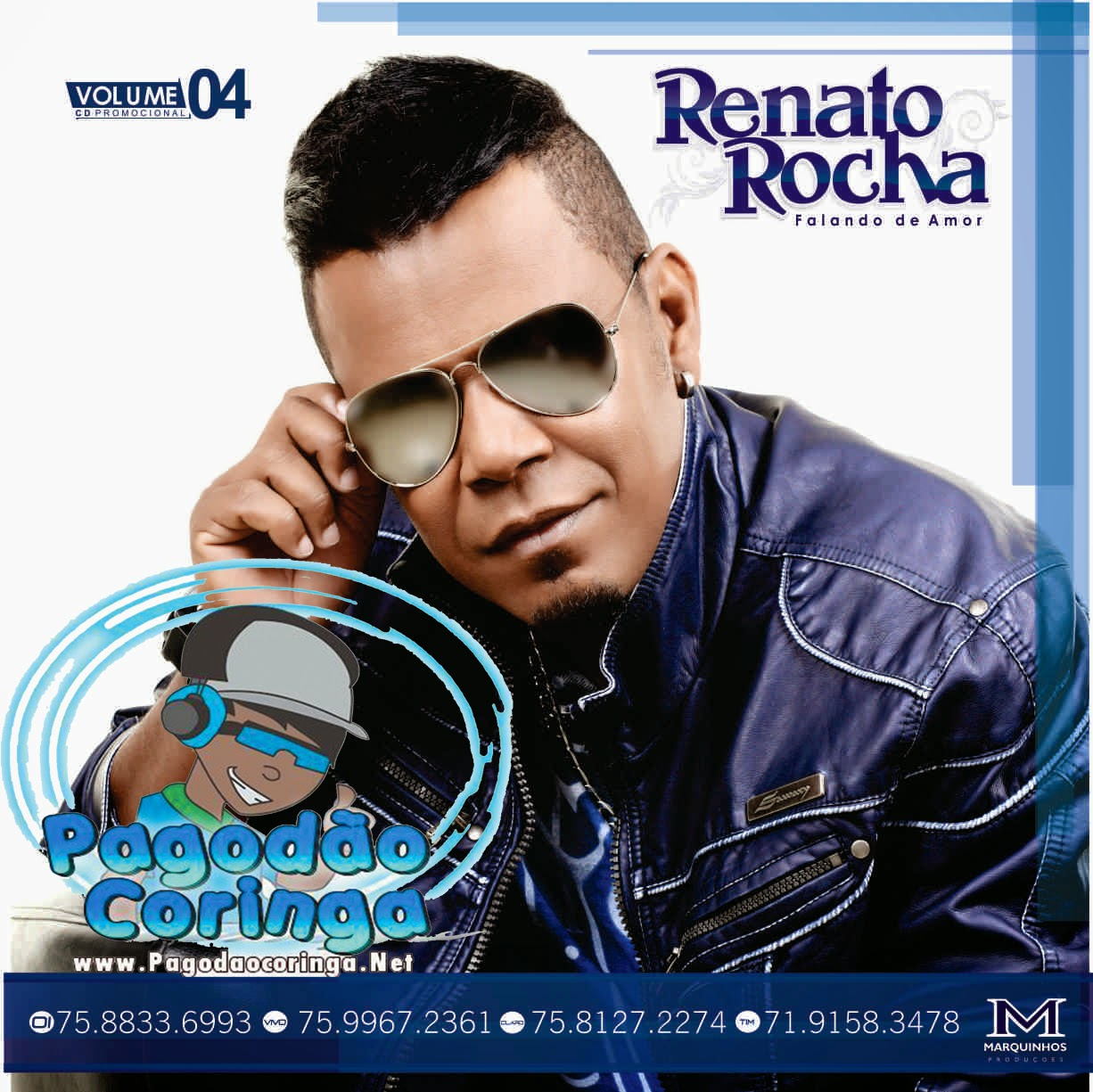 Renato Rocha - Estúdio 2015