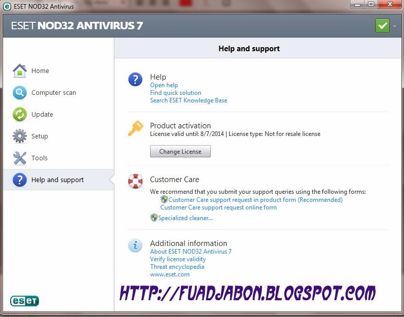 Eset32 Antivirus Offline Setup : Eset NOD32. atau. for 64 bit. for 32 bit.