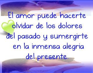 Imagen El Amor Puede Hacerte Olvidar (Imagenes para Facebook)