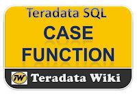 TeradataWiki-Teradata case function