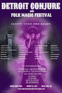 Detroit Conjure and Folk Magic Festival