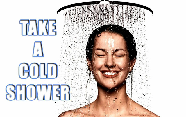 WEIGHT LOSS FIXES : LOSE WEIGHT WITH COLD SHOWERS