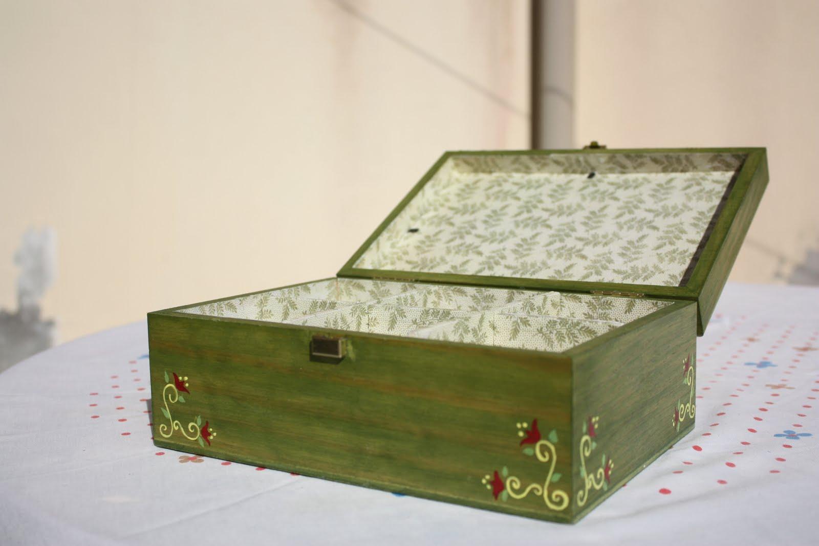 Bel n y su peque o mundo cajas - Dibujos para decorar cajas de madera ...