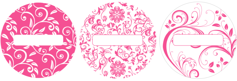 Printable Round Tags Template Free, printable canning labels
