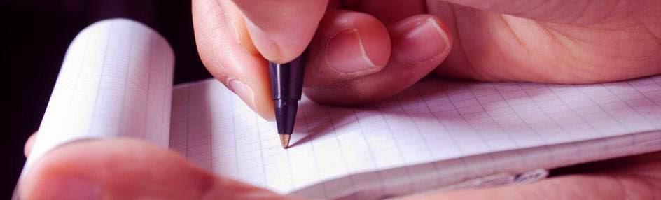 Lee, piensa, escribe...