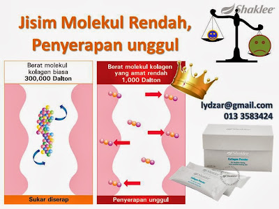 Collagen Powder mudah larut