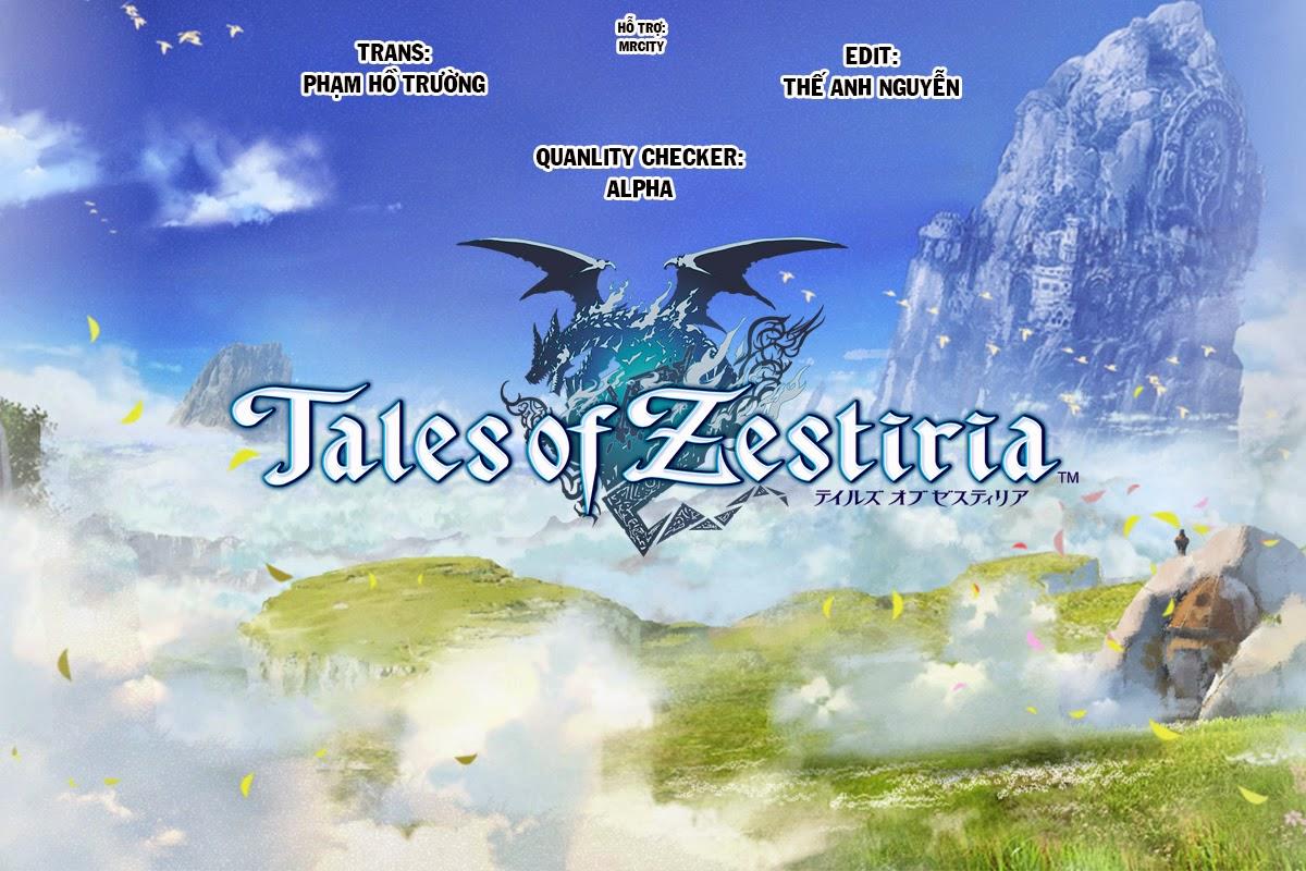 TruyenHay.Com - Ảnh 1 - Tales of Zestiria - Huyền thoại Zestiria Chap 1.1: Bình Minh Hy Vọng