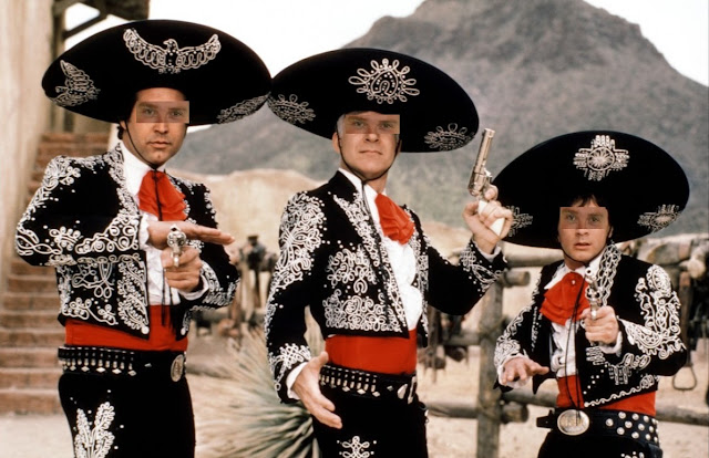 Wildeyes On Three Amigos Guys