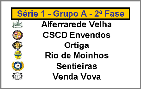 Grupo do CSCD Envendos