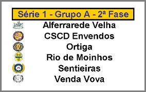 Grupo do CSCD Envendos