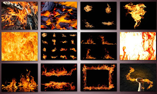 Stoke the Flames Png Collection