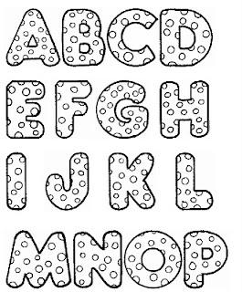 Letras divertidas kids for theachers - Literas divertidas para ninos ...