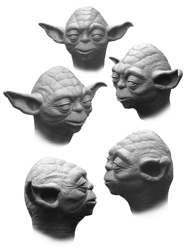 yoda cakes how to make