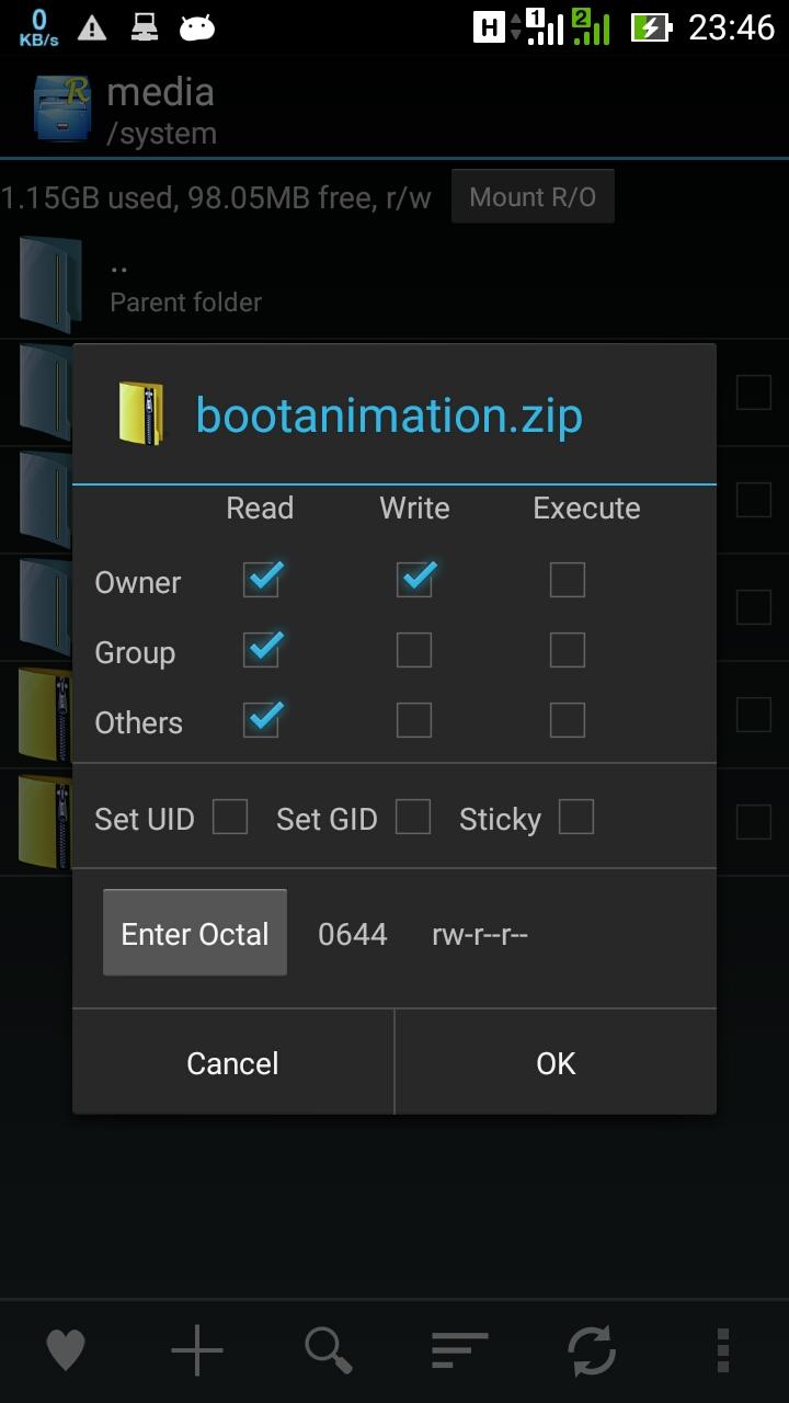 Boot Animation Asus Zenfone 5