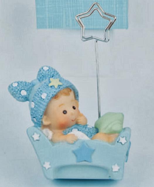 portafoto baby cuna azul