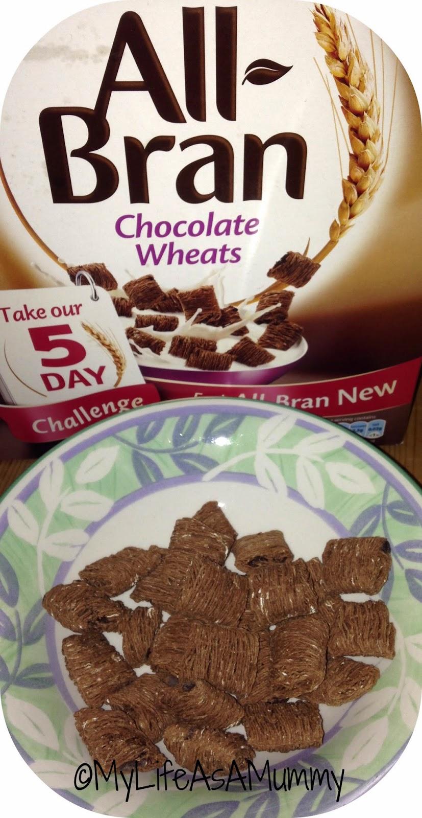 Chocolate Wheats