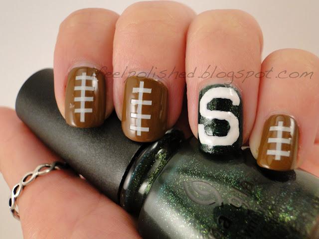 MSU Nails