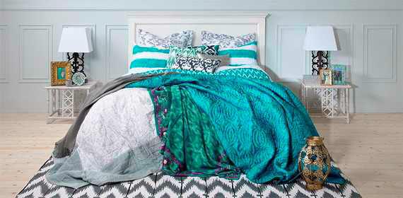 Outstanding Turquoise Themed Bedroom 570 x 280 · 99 kB · jpeg