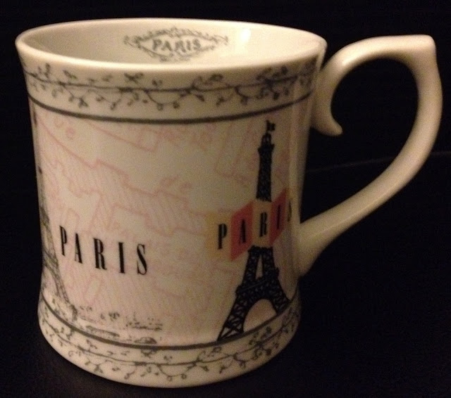 paris mug at newmommabeckers