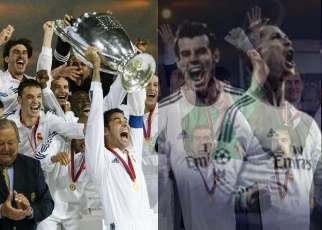 gambar Real Madrid juara liga champions, ladecima, trophy liga champions 2014