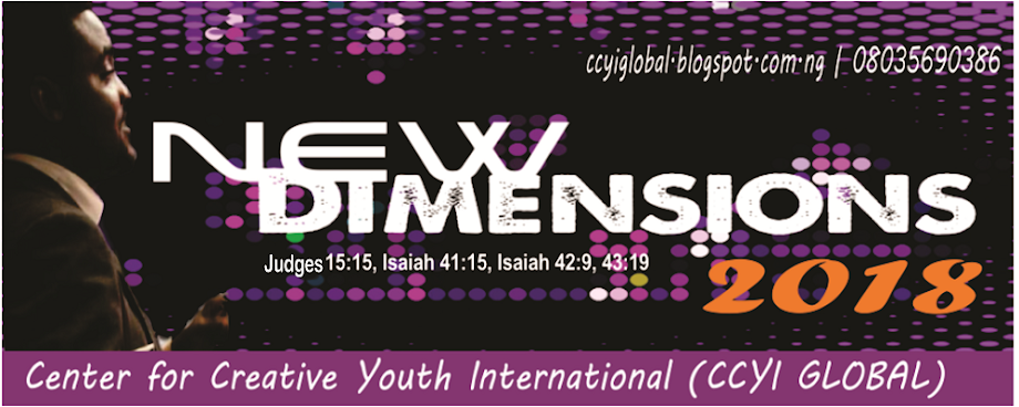 CENTER FOR CREATIVE YOUTH INTERNATIONAL MINISTRIES