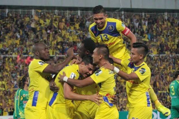 Pahang Menempah Slot Ke Perlawanan Akhir Piala Malaysia 2014