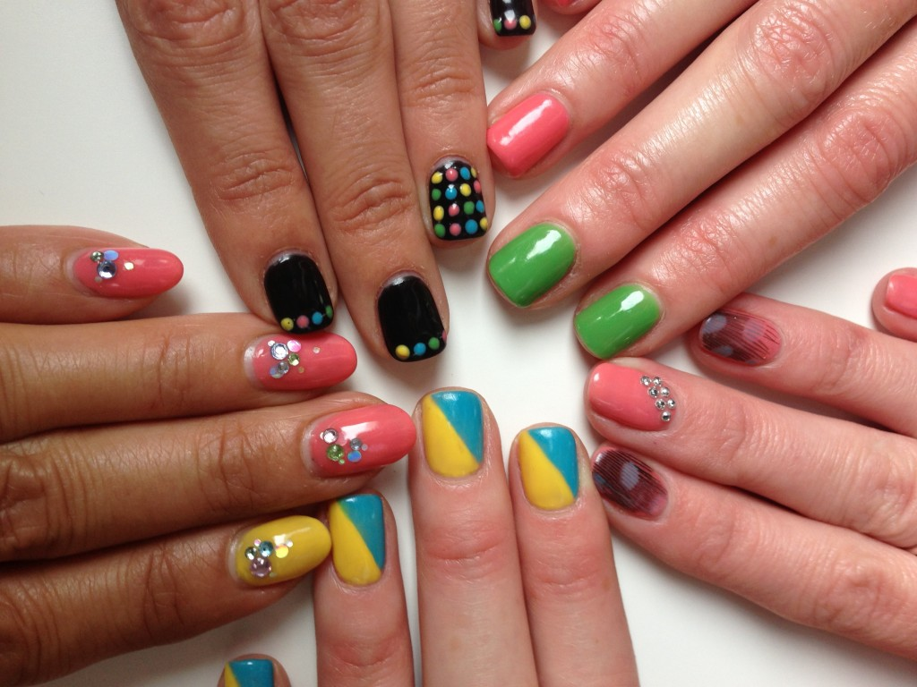 The Science of Beauty: Bio Sculpture Beach Holiday Nail ...