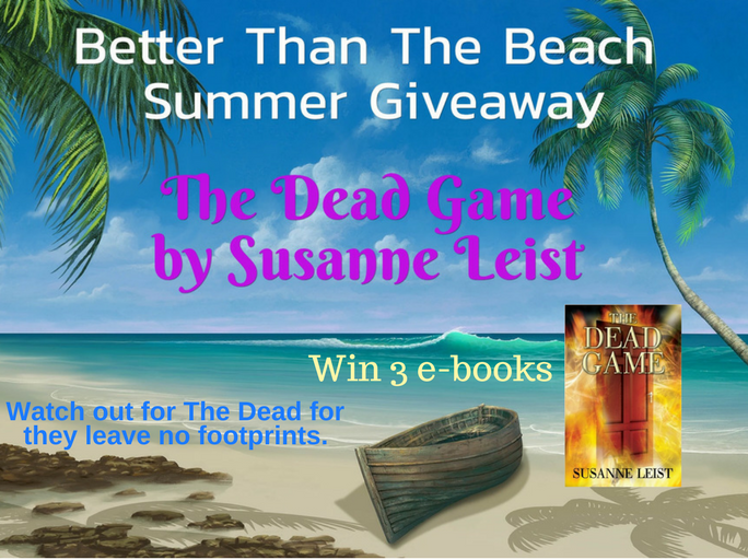 BETTER THAN THE BEACH SUMMER GIVEAWAY