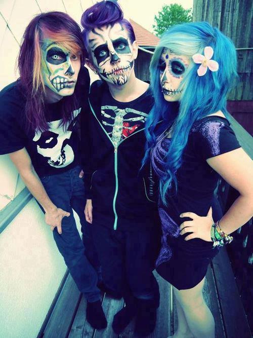 disfraces de halloween para 3 personas
